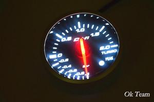 범용 자동차 자동 측정기 터보 PSI 압력 진공 게이지 미터 부스트