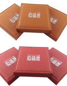 Горячее надувательство Хонг фу юань бренды жемчужина кожа подарочная коробка жемчужное ожерелье коробка 888