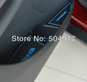 Ford ecosport door tank pad cup pad storage pad slip-resistant pad, 16 pcs set,free shipping