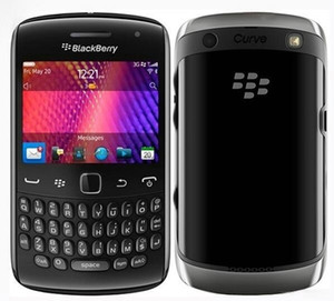 Curva originale Apollo Blackberry 9360 Cellulare Cellulare 5.0MP Telecamera GPS WiFi Bluetooth 512 MB RAM BlackBerry OS Telefono cellulare sbloccato sbloccato