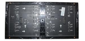 2200nits smd Anzeigemodul RGB-Vollfarb-PH5 / P5 32 * 16cm LED-Werbetafel-Bildschirm, der Video-Digital-Signboard-Panel bewegt