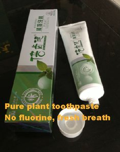 2013, tam 30 $ ücretsiz nakliye, Kangli bir kez diş sağlığı bitki nane lezzet diş macunu