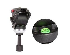 Mini Cabeça de Tripé de Vídeo de Inclinação de Panela Fluida W / Handle
