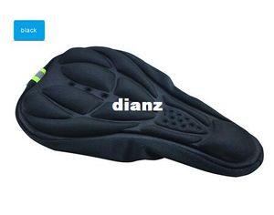 Moda calda di alta qualità sella della bicicletta parti di biciclette stuoia di ciclismo cuscino confortevole cuscino morbido coprisella della bicicletta