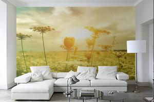 Dekoratif tuğla duvar Güzel ılık deniz duvar arka plan resimleri duvar kağıdı