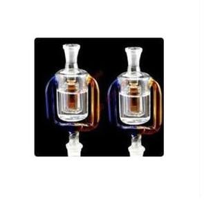 Großhandel Shisha Zubehör - Neue Farbe Filter Glas Butt Plug Filter Crafts