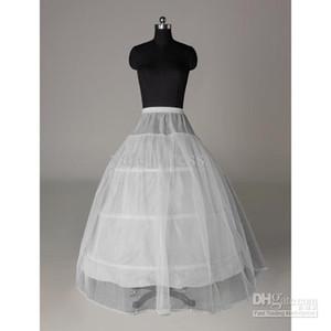 재고 ! 저렴한 메가 풀 3 후프 고품질 의상 빅토리아 페티코트 스커트 2016 New Arrival White Petticoats Chinese