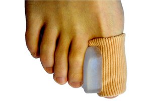 Wholesale-Gel Toe Separator Stretchers Day 'N Night Bunion Spacers Adjuster Straightener Corrector
