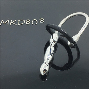 2018 hot selling design popular high quality of Stainless steel male urethral wall sexy toys male toys MKD808