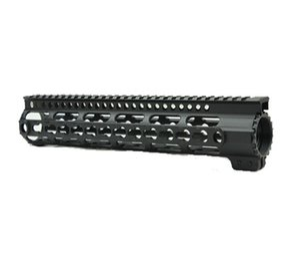 Newly design 12 inch AR-15 M16 KeyMod Series One Piece Free Float Handguard