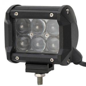 4inch 30W Osram LED Işık Bar Nokta İş Işık 4WD ATV Off-road Sürüş Lambası