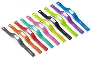 Garmin Vivofit 2 Garmin Vivofit 2 용 다채로운 실리콘 교체 밴드 Vivofit 2 Smart Watch 손목 밴드