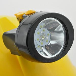 60 Peças / lote Sem Fio Lâmpada LED Head Miner Mineração Trabalho Camping Caça Ao Ar Livre Frete Grátis