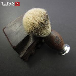 Men Shaving Brush Hand-made Badger Hair Silvertip Brushes Pincel De Barbear Aluminum Handle Pinceis Brocha De Afeitar
