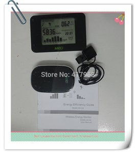 Wholesale-HA102 wireless energy monitor,CO2 emission,power consumption,environment protection,green house,save up to 15% electricity bill