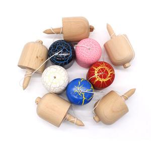 Abbyfrank Crack Pilule Kendama Ball Habile Balle de Jonglage Jouet de Sport Professionnel Japon Jeu Jouets Pour Enfants Adulte Cadeau