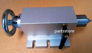 Máquina de grabado CNC Live Tailstock, eje giratorio para router cnc 4th Axis