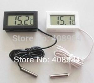 Thermomètre Hygromètre Numérique Frigo Congélateur Température Humidité Compteur Livraison gratuite