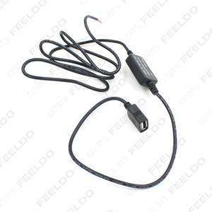 LEEWA DC Converter 12V auf 5V 3A USB auf Auto Power Regulator Voltage Step Down # 1566