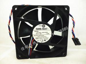 Оптовая продажа: подлинный НМБ-MAT Y4574 4715KL-04W-B56 12V 1.30A 120 * 120 * 38мм муравей специальный вентилятор