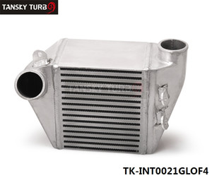 For VW JETTA GOLF 1.8T MK4 BOLT ON ALUMINUM SIDE MOUNT INTERCOOLER 1.8L TURBO CHARGE Tansky TK-INT0021GLOF4