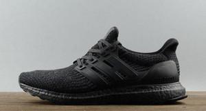 Big boy Women real boost Ultraboost 3.0 4.0 Chaussures de course sans cage Hommes Femmes Enfants Ultra Boost 3.0 III Primeknit Chaussures de course Taille 36-46