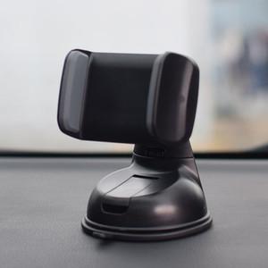 범용 휴대 전화 스탠드 앞 유리 데스크 마운트 아이폰 8 7 6 5에 대 한 자동차 전화 홀더 삼성 스마트 폰 도매