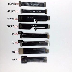 ЖК-сенсорный экран Digitizer объектив Flex расширение тестирования тестер кабель для iPhone 6S для iPhone 4 4s 5 5s 5c 6 6s плюс