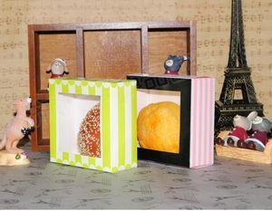 Vendita CALDA scatola di imballaggio di alimenti scatola di snack Torta di festa baby shower Scatola di panetteria west point cake box mousse Cake Boxes