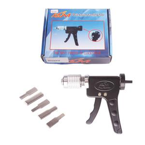 KLOM Dietriche Gun Schlosser Werkzeug Schnell Gun Federdrehwerkzeug Pick-Guns Lockpicking Werkzeug-Verschluss-Öffner