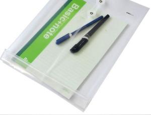 أعلى ملف مجلد A4 الإبداعية PVC مكتب ملف حامل التخزين الايداع حقيبة اللوازم المدرسية حرية الملاحة