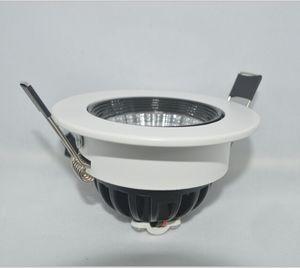 CE RoHS SAA approuvé par la FCC a conduit vers le bas la lumière élevée IRC lumière retrofit 15w torchis cuisine conduit downlight