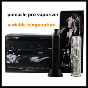 vaporisateur Pinnacle Pro vaporisateur à herbes sèches Pinnacle Pro DLX vaporisateur à cire à température variable vaporisateur Pinnacle Pro E Cig vs epower2 titan 2