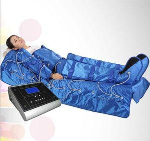 Цена завода !!! Машина 3 в 1 Микротоковой Инфракрасный Прессотерапия Pressoterapia лимфодренаж Detox Presoterapia машина для похудения красоты