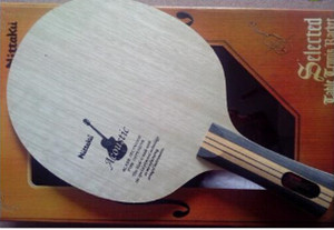 الحرة الشحن Nittaku تنس الطاولة شفرات الغيتار الصوتية / RACKET / بينغ بونغ بليد / FL طويل HANDLE