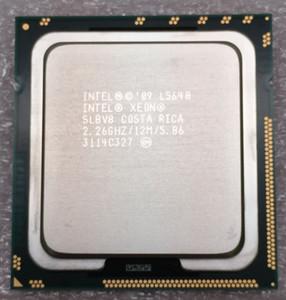 Процессор Intel процессор Xeon L5640 2.26 ГГц 12Мб 5.86 ГТ/с LGA1366 SLBV8 CPU сервера