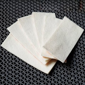 5*10.5 pre-отрезка см самоклеющийся войлок Ракель ленты крышка для защиты печатных пленок добиться чистой results10pcs/УП МХ-20Э