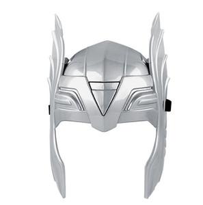 Marvel's The Avengers Thor маска для маскарада Хэллоуин косплей Маска Бесплатная доставка TY942