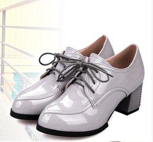 Autunno codice piccolo 313233 donne single con tacco alto e tacco alto scarpe da donna 40414243 scarpe basse