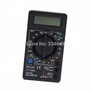 Профессиональный цифровой мультиметр DT830B AC / DC Амперметр вольтметр ом электрический тестер метр лучшие продажи