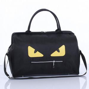 Kleine Monster Sporttaschen Reisetasche im Freien Turnhalle Sporthandtasche Turnhalle Hohe Kapazität Gepäck Taschen faltbare Reisetasche
