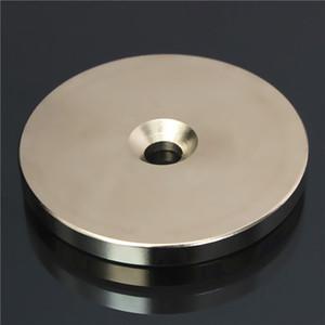N52 50mmx5mm Svasatore ad anello con calamita Disco foro 6mm Magnete al neodimio a terre rare