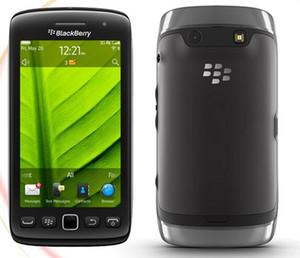 """Téléphone portable original de Blackberry Torch 9860 CellPhone 3.7 """"de téléphone portable de la caméra 5.0MP WiFi GPS 3G rapide remis à neuf"""