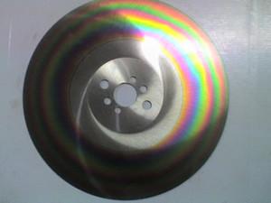 APOL 10 polegadas de alta velocidade, as lâminas de serra de aço 275 * 2.0 * 32 mm de aço inoxidável especial de corte da lâmina de serra fornecedores HSS-M42 em porcelana arco-íris