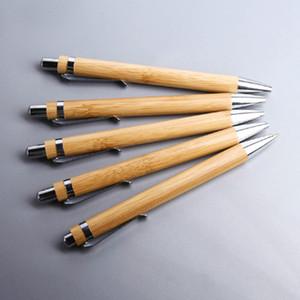 Penna a sfera in legno Novità Cancelleria per ufficio Scuola Fornitori Penna a sfera in metallo con firma