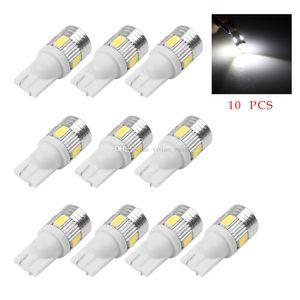 T10 W5W Erro Livre 168 194 SMD LEVOU Super Qualidade Car Light Bulb Lamp Para O Carro Cauda Luz Lateral Estacionamento Iluminação Da Porta