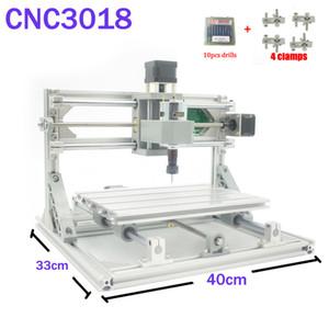CNC 3018 ER GRBL Control Diy Machine CNC, 3 оси Фрезерный станок PCB, деревянный маршрутизатор лазерная гравировка, лучшие игрушки