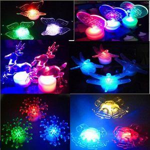 결혼 LED가 전자 플래시 발광 주도 촛불 휴일 촛불 조명 야간 조명 야간 시장 판매 흡연