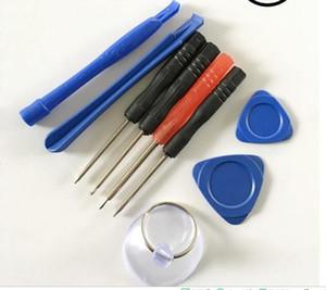 Handy Reparieren von Werkzeugen 9 in 1 Repair Pry Kit Öffnungswerkzeuge Pentalobe Torx Schlitzschraubendreher Für Apple iPhone 4 4S 5 5s 6 7 Mobiles Telefon