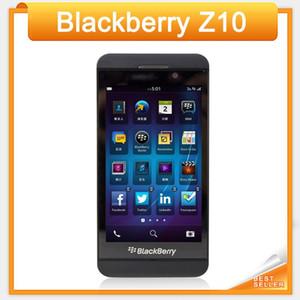 """Original Blackberry Z10 Dual Core 4.2 """"TouchScreen 2 GB de RAM 16 GB ROM Câmera 8.0MP GPS WIFI Desbloqueado Z10 4G LTE remodelado Telefone"""